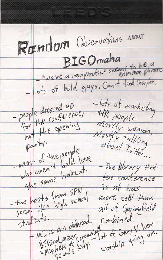 Scan of BigOmaha notebook